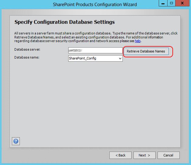 Project Server 2013 installation using PowerShell
